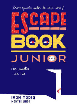 Portada de Escape Book Junior