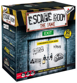 Portada de Escape Room The Game