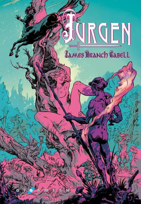 Portada de Jurgen de James Branch Cabell