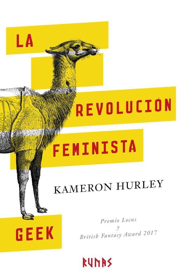Portada de La revolución feminista geek
