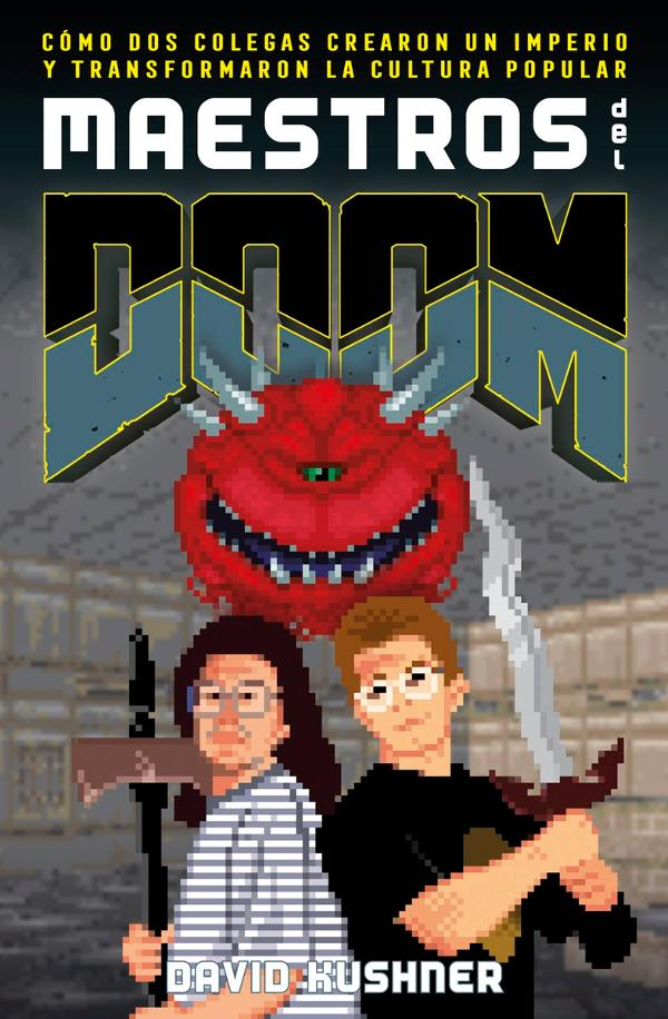 Portada de Maestros del Doom