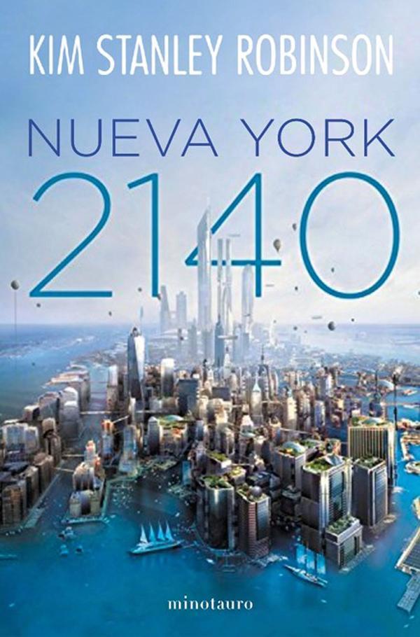 Portada de Nueva York 2140