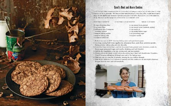 Walking Dead The Official Cookbook galletas captura