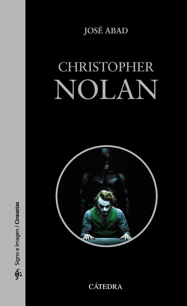 Portada de Christopher Nolan