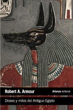 Portada de Dioses y mitos del Antiguo Egipto
