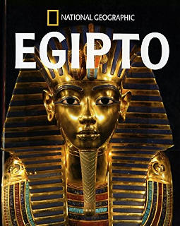 Portada de Egipto National Geographic