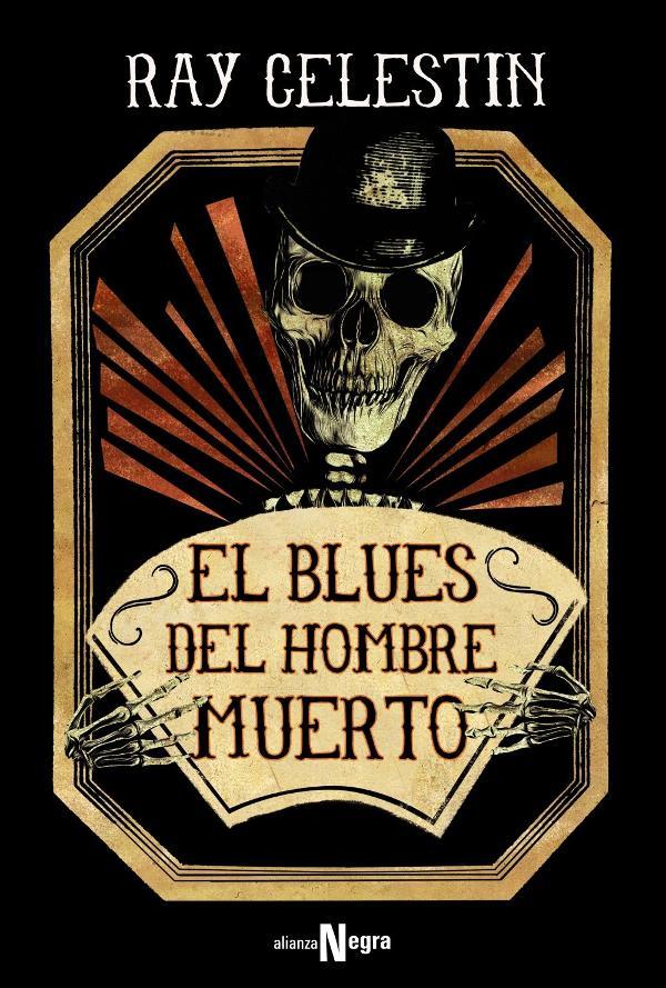 Portada de El blues del hombre muerto