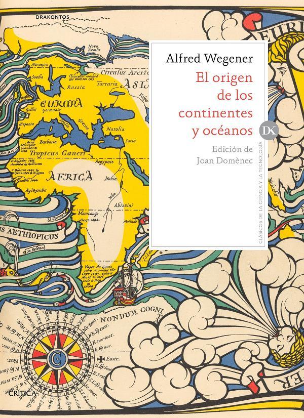Portada de El origen de los continentes y océanos