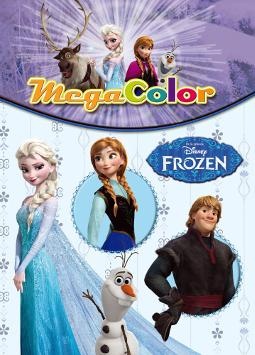 Portada de Frozen Megacolor