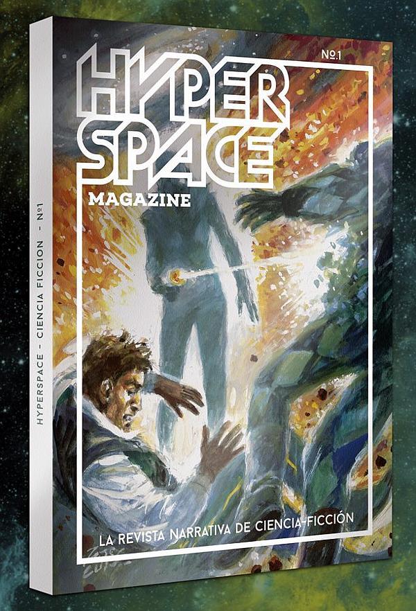 Portada de Hyperspace Magazine