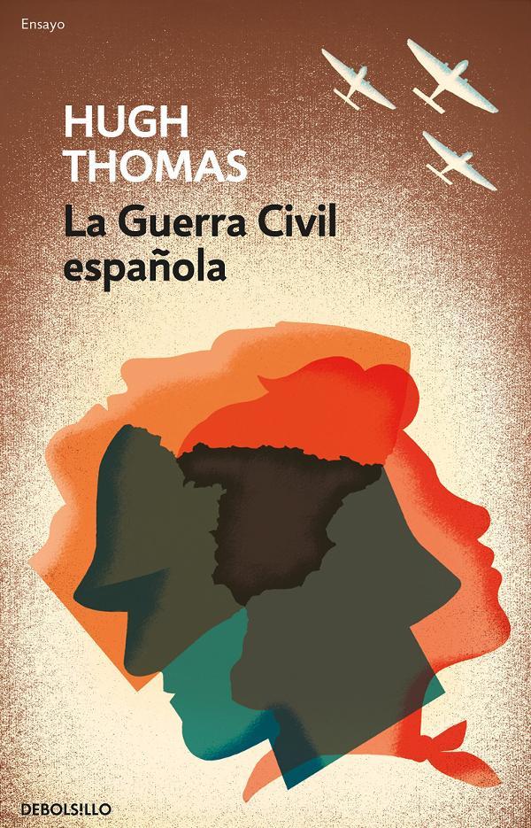 Portada de La guerra civil española de Hugh Thomas