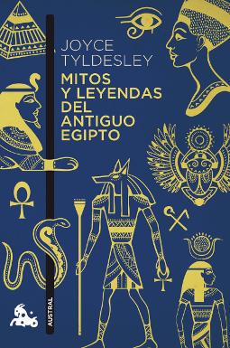 Portada de Mitos y leyendas del antiguo Egipto