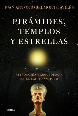 Portada de Pirámides, templos y estrellas