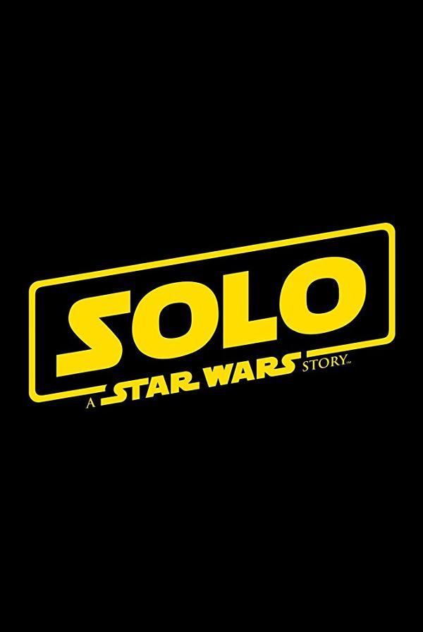 Cartel de Solo A Star Wars Story