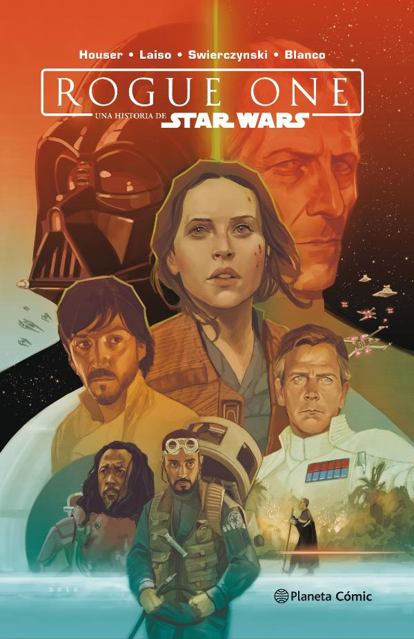 Portada de Star Wars Rogue One