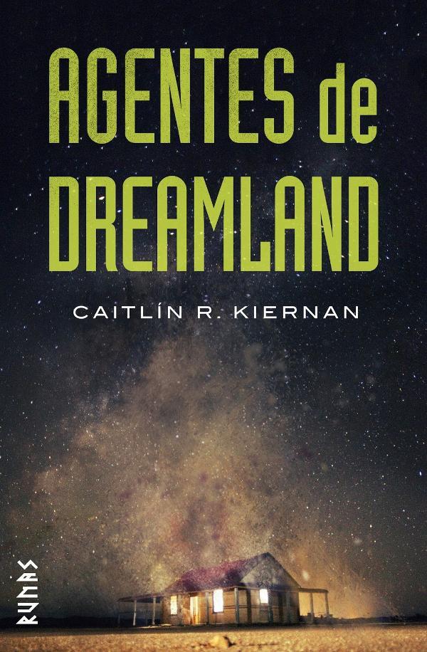 Portada de Agentes de Dreamland