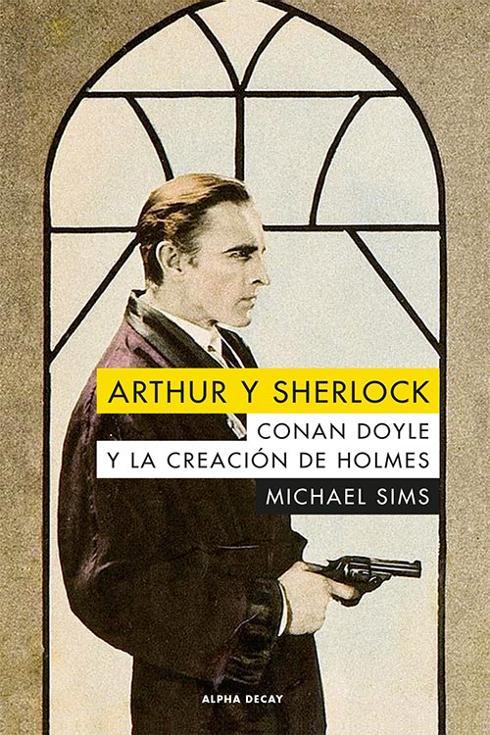Portada de Arthur y Sherlock