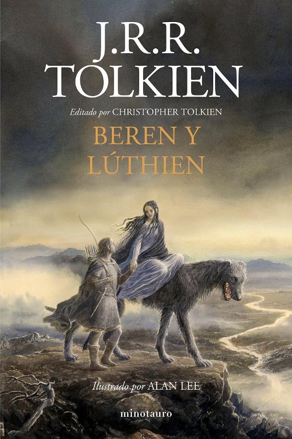 Portada de Beren y Lúthien