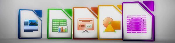 Portada de LibreOffice