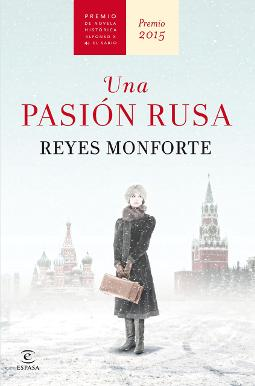Portada de Una pasión rusa