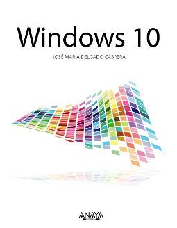 Portada de Windows 10 (Anaya)