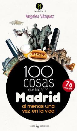 Portada de 100 cosas que hacer en Madrid