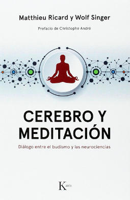 Portada de Cerebro y meditación