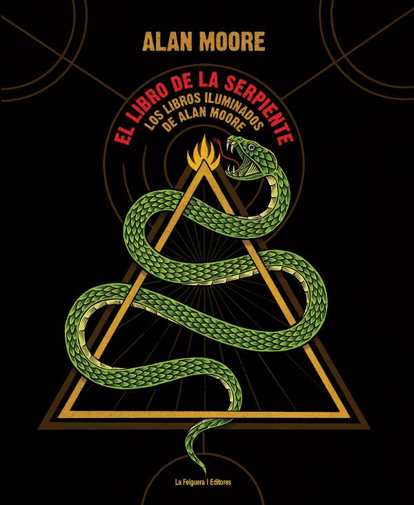 Portada de El libro de la serpiente