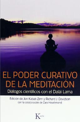 Portada de El poder curativo de la meditación