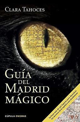 Portada de Guía del Madrid mágico