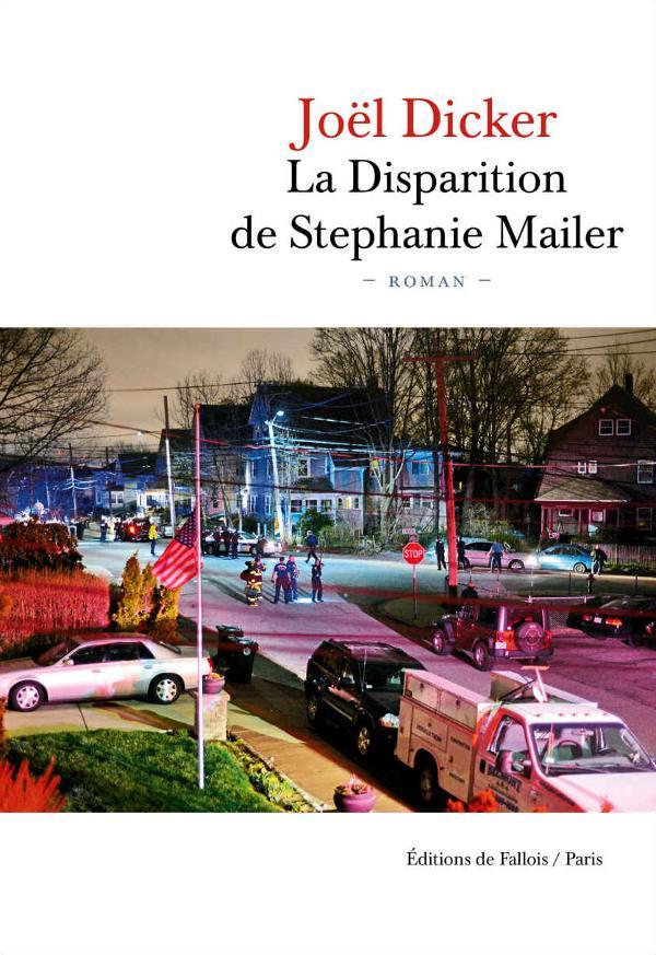 Portada de La desaparición de Stephanie Mailer