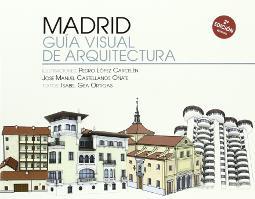 Portada de Madrid guía visual de arquitectura