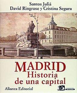 Portada de Madrid historia de una capital
