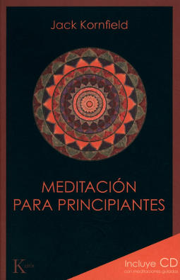 Portada de Meditación para principiantes