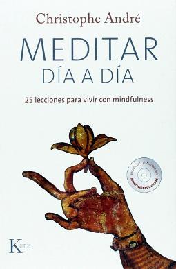Portada de Meditar día a día