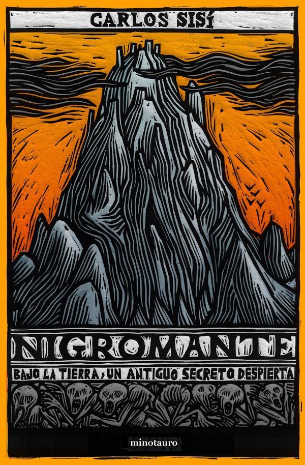 Portada de Nigromante