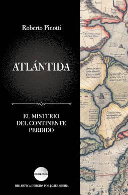 Portada de Atlántida, el misterio del continente perdido