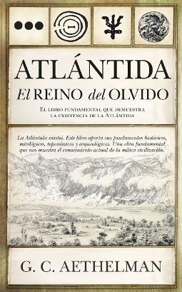 Portada de Atlántida, el reino del olvido