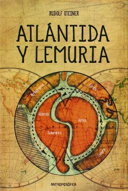 Portada de Atlántida y Lemuria