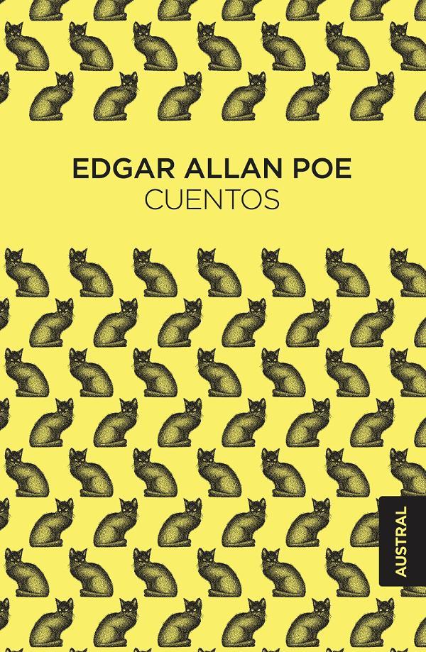 Portada de Cuentos de Edgar Allan Poe