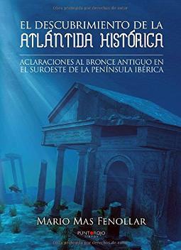 Portada de El descubrimiento de la Atlántida histórica