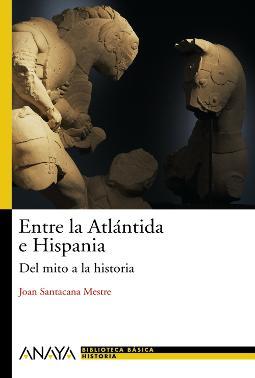 Portada de Entre la Atlántida e Hispania