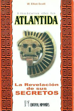 Portada de Historia de la Atlántida