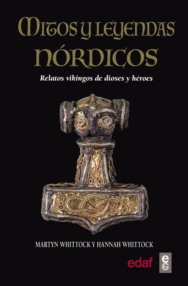 Portada de Mitos y leyendas nórdicas