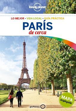 Portada de París de cerca