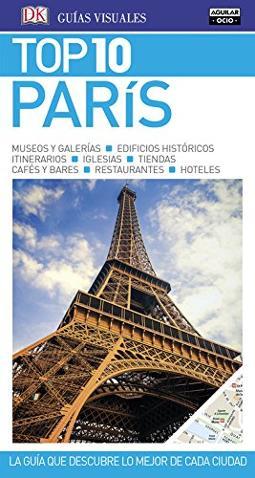 Portada de París Top 10