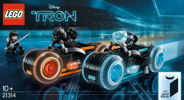 Imagen Set Lego Tron Legacy