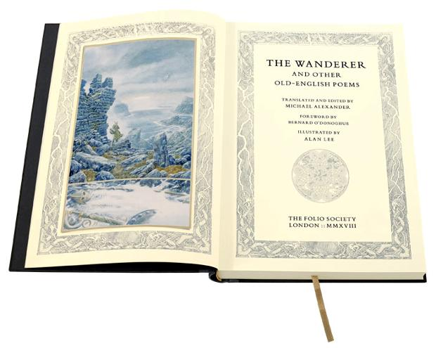 Portada de The Wanderer