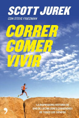 Portada de Correr, comer, vivir