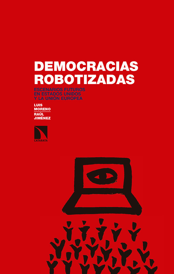 Portada de Democracias robotizadas